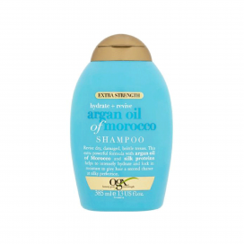 Ogx Hydrate & Revive Plus Argan Oil Of Morocco Shampoo 385ml