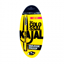 Maybelline Colossal Kajal 6H Black Smudge Proof