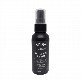NYX Matte Finish Fini Mat Long Lasting Setting Spray 60ml