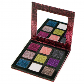NYX Bleach London Glitter Ati Eyeshadow Palette