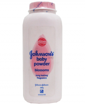 Johnsons Baby Blossom Powder 200g