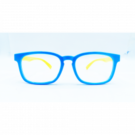 Kids Square Frame Blue Yellow - S 8139 P C5/N.O