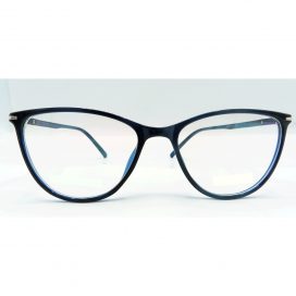 Cat Eye Frame Blue - 11255/N.O