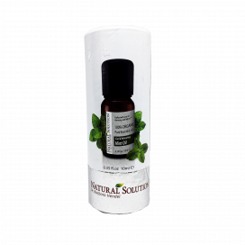 Natural Solution Organic Essential Oil Mint 10ml