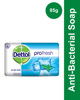 Dettol Cool Profresh 85G