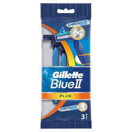BLUE 11PLUS 1UP RAZOR