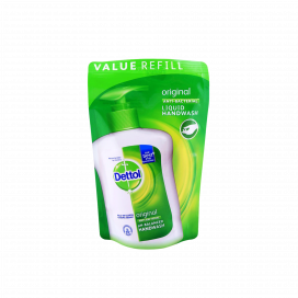 Dettol Originial Anti Bacterial Hand Wash Pouch 150ml
