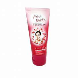 Fair & Lovely Insta Glow Face Wash 50g