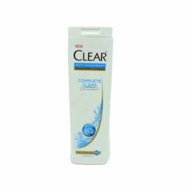 Clear Anti-Dandruff Complete Clean Shampoo 400ml
