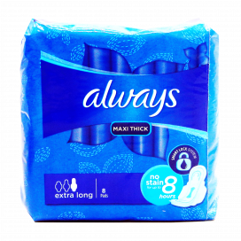 Always Maxi Thick Long pads 9s t3N