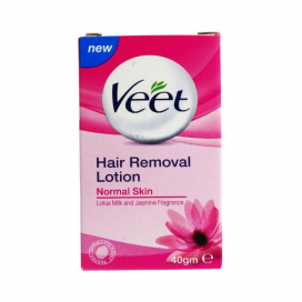 Veet Normal Skin Hair Removal Lotion Full Arms 40g