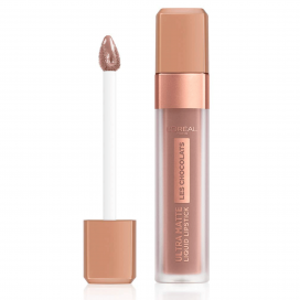 Loreal Paris Infallible Liquid Lipstick Chocolate 848 Dose Of Cocoa