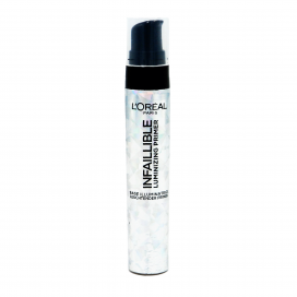 Loreal Paris Infallible Primer Foundation 01 Shine Skill Oil Control