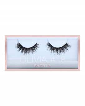 Huda Beauty Eye Lashes Olivia 18 Shortie