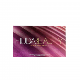 Huda Beauty Eyeshadow Palette Desert Dusk