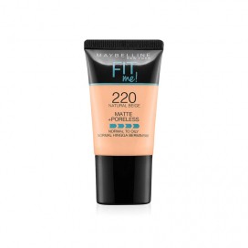 Maybelline Fit Me Matte Pore Tube As 220 18ml