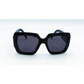 Marc Jacobs Square Sun Glasses Black Frame Black Lens - MARC 179/S 8071R