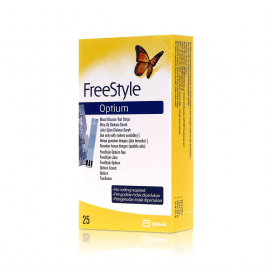 Freestyle Optium Strips 25ct