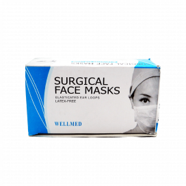 Surgical Face Mask Box Of 50s