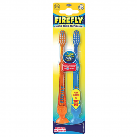 Firefly Double Tooth Brush