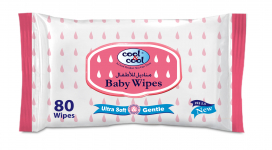 Cool & Cool Baby Wipes 80s B1236C