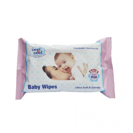 Cool & Cool Baby Wipes 72s B5022