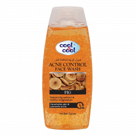 Cool & Cool Fig Acne Control Face Wash 200ml F1546