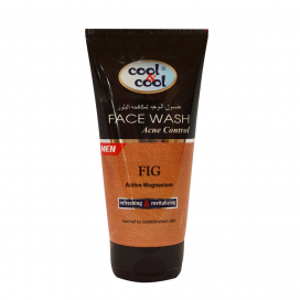 Cool & Cool Fig Acne Control Face Wash for Men 150ml F1563