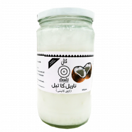 Daali Coconut Oil 500g