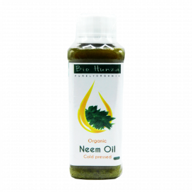 Bio Hunza Organic Neem Oil 110ml