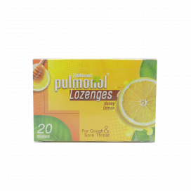 Pulmonol Honey Lemon 120s