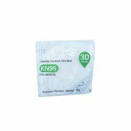 KN95 Face Mask With Filter 1s