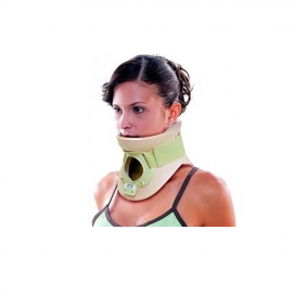 Conwell Cervical Collar with Trachea Opening Small