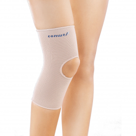 Conwell Elastic Knee Support with Patella Opening Medium