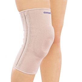 Conwell Knee Stabilizer with Silicone Pad Large