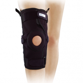 Conwell Mesh Hinged Knee Brace Medium