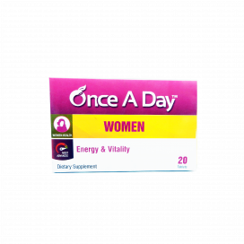 Once A Day Women Tablet (CCL Pharma) 20s