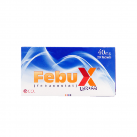 Febux Tablet 40mg 20s