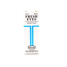 Fresh Eyes Eye Drops 15ml