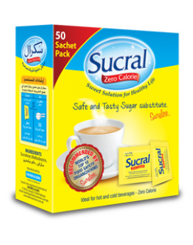 Sucral TABLETS 50s