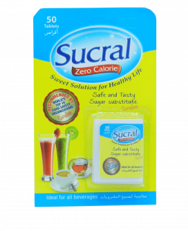 Sucral Tab 50s