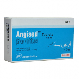 Angised Tablet 0.5mg 30s