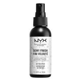 NYX Dewy Finish Fini Veloute Setting Spray 60ml